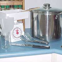 Basic Preserving Equipment