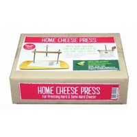 Cheese Press - Stainless Steel with 22 kg Spring