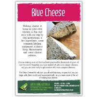 Instructions - Blue Cheese Kit