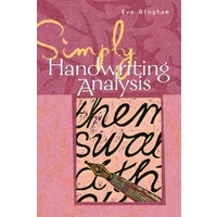 Simple Handwriting Analysis