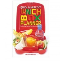 Quick & Healthy Lunchbox Planner