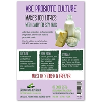 ABC Probiotic Culture -  100 litres