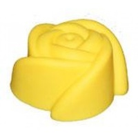 Soap Mould - 7 cm Rose Silicone