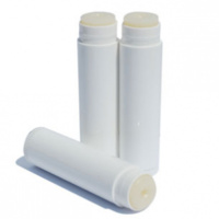 Lip Balm Tube - White 5 gram