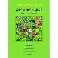 Guide - Herb & Medicinal Plant Growing Guide