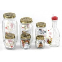 Quattro Stagioni Preserving Jar 250ml