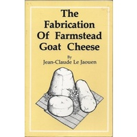 Fabrication of Farmstead Goat Cheese