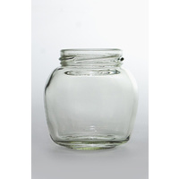 Jar-Twist top - 212ml Flint Glass Sapore Jar 58mm Twist Finish