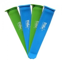 My Lil Pouch - Ice Pops - Blue/Green - 80 ml - Pack of 4