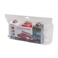 Tea Towel Kit - Green Glow