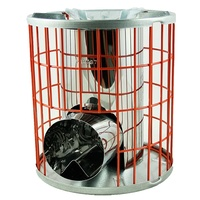 Bush Barbie - Rocket Stove
