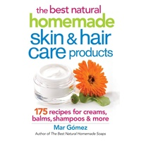 Best Natural Homemade Skin and Haircare Products