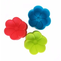 Soap Mould - Single Cavity - Flower