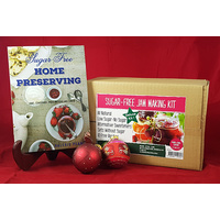 Sugar Free Jam and Home Preserving Bundle
