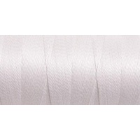 Mercerised Cotton 10/2 - Bleached White 200g
