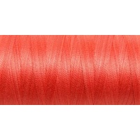 Mercerised Cotton 10/2 - Coral Red 200g