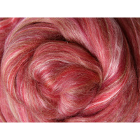 Silk Merino - Pomegranate  - 100 grams