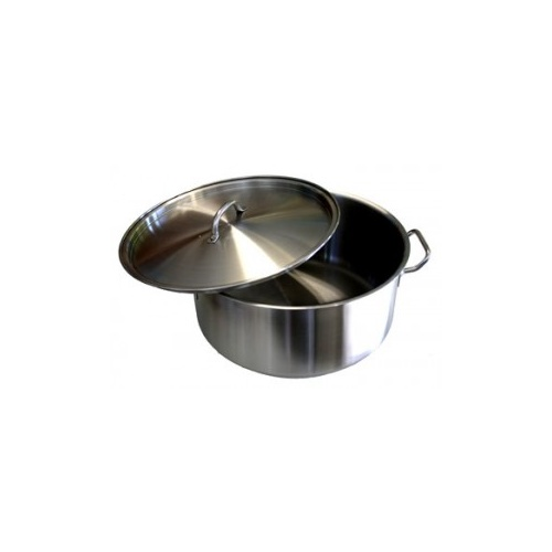 Preserving Pan with Lid - 12 litres