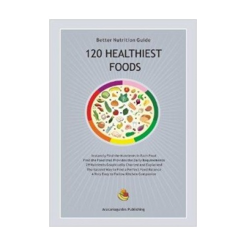 Guide - 120 Healthiest Foods