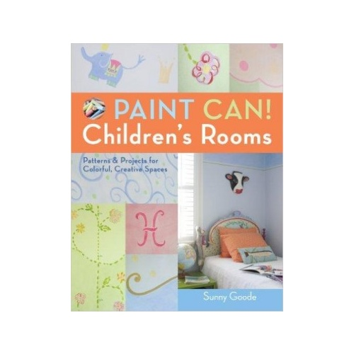 Paint Can Childrens Rooms