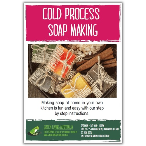 Instructions - Soap Kit
