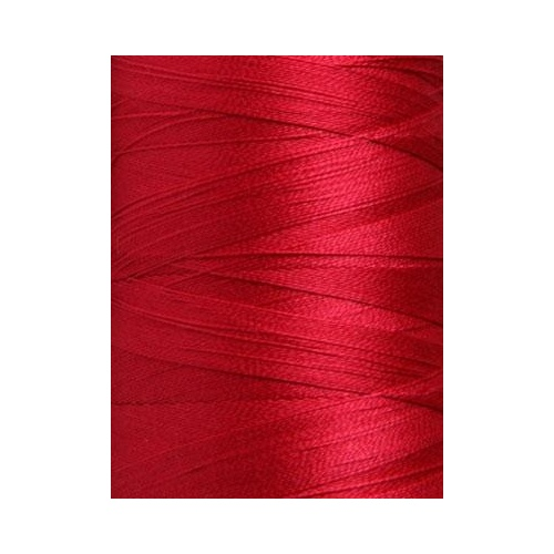 Mercerised Cotton Thread 20/2 - Red 100g