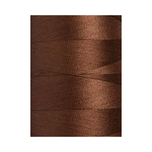 Mercerised Cotton Thread 20/2 - Brown 100g
