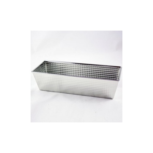 Loaf Pan Tin Plate 300 cm long x 110cm high x 75cm high