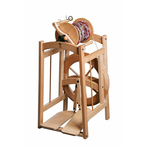 Country Spinner 2 Double Treadle - Natural