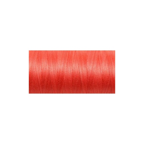 Mercerised Cotton 5/2 - Coral Red 200g