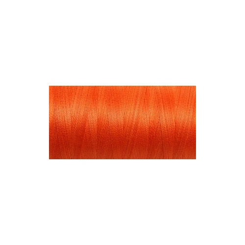 Mercerised Cotton 5/2 - Celosia Orange 200g