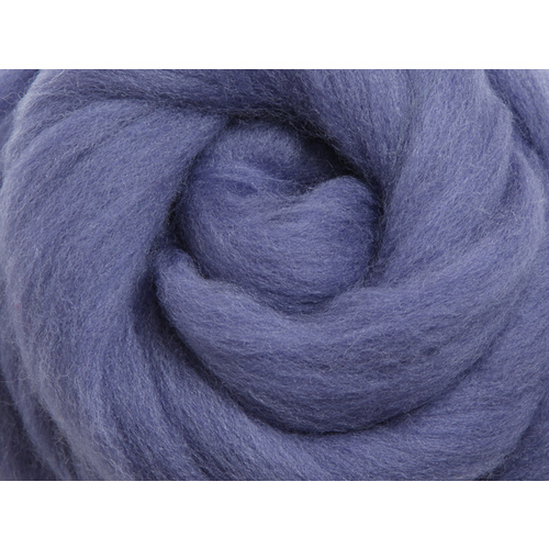 Merino Sliver - Blueberry Pie - 100 grams