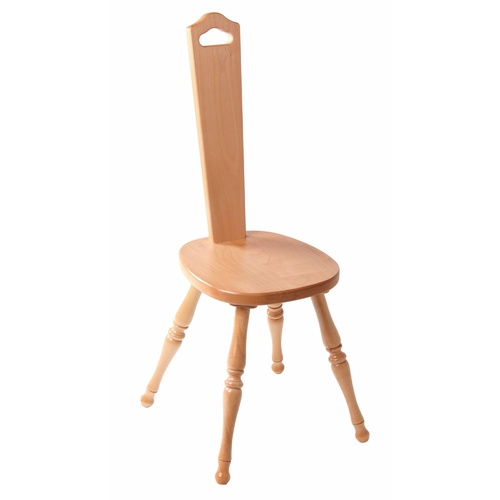 Spinning Chair - Natural