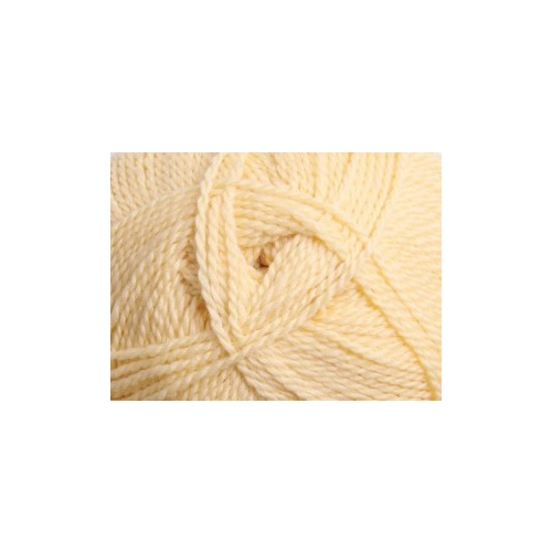 8 Ply Tekapo Yarn - Butter - 100g (200m)